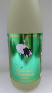 越の鶴 プレミアム純米酒(第三者委員会)